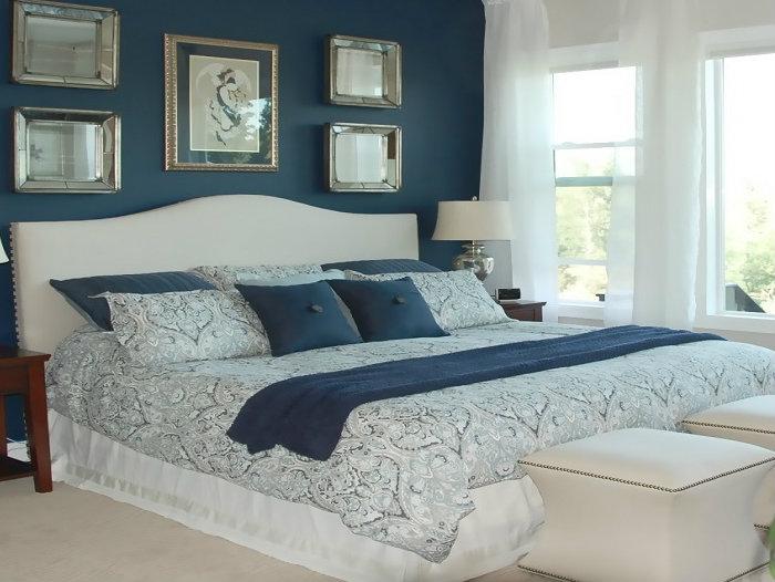 2- 3 Tiêu chuẩn thiết kế nội thất phòng ngủ cho người mệnh kim