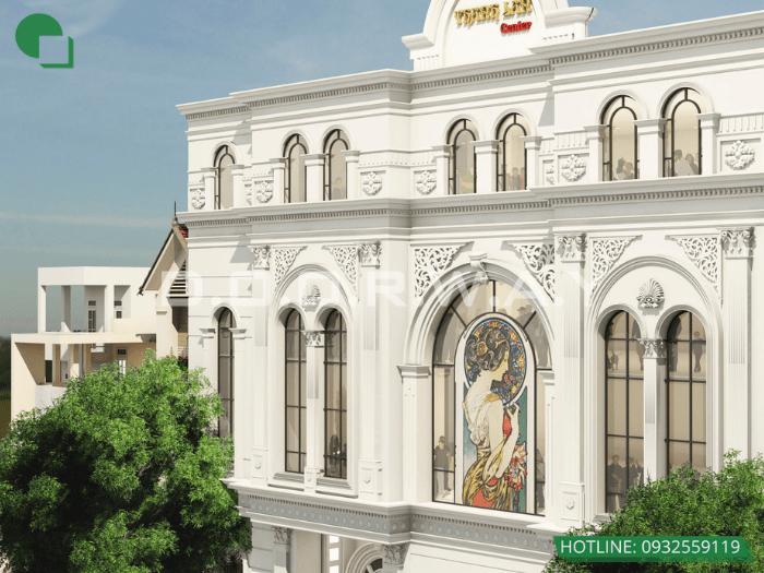 3- Kiến Trúc DOORWAY thiết kế nhà hàng tiệc cưới Thanh Lan
