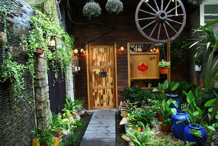 3- 3 lời khuyên hữu ích thiết kế quán cafe không gian hẹp