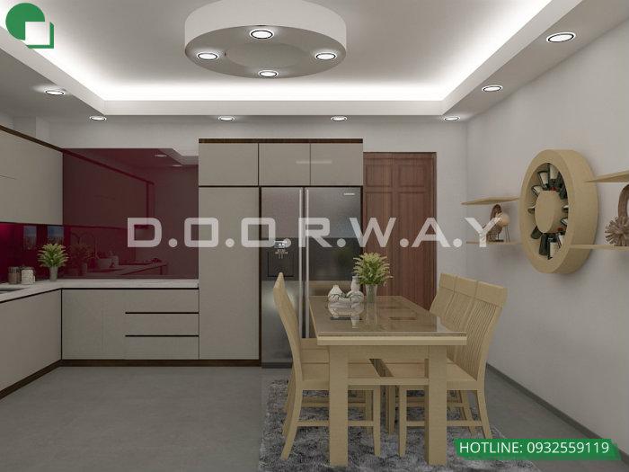 3- Tại sao nên lựa chọn thiết kế thi công nội thất nhà ở tại kiến trúc Doorway