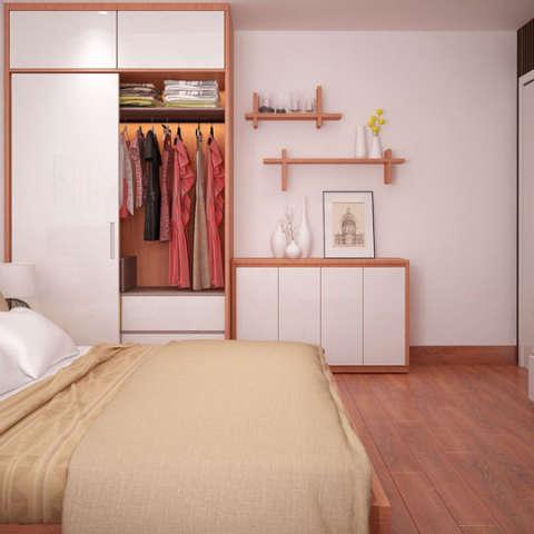 Ảnh tiêu biểu-Bí quyết thiết kế nội thất phòng ngủ đơn giản mà đẹp