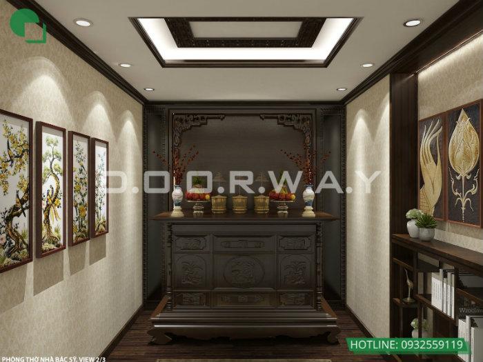 5- Tại sao nên lựa chọn thiết kế thi công nội thất nhà ở tại kiến trúc Doorway