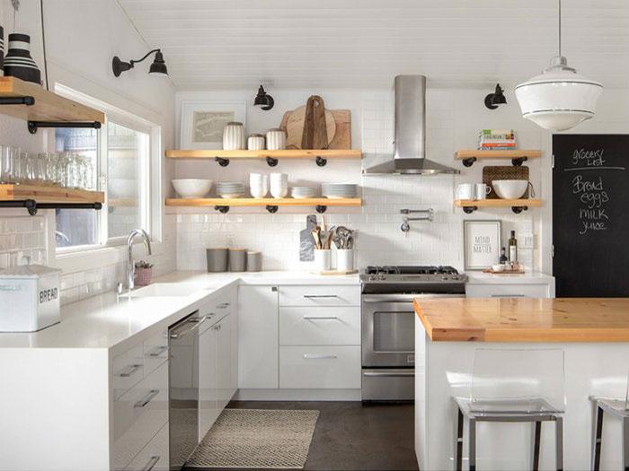 6- 3 nguyên tắc thiết kế phòng bếp hợp phong thủy hút tài lộc