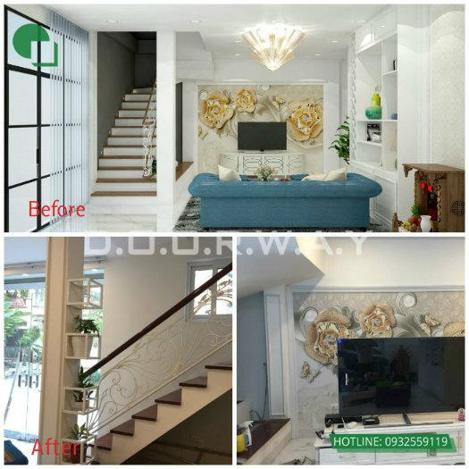 6- Tại sao nên lựa chọn thiết kế thi công nội thất nhà ở tại kiến trúc Doorway
