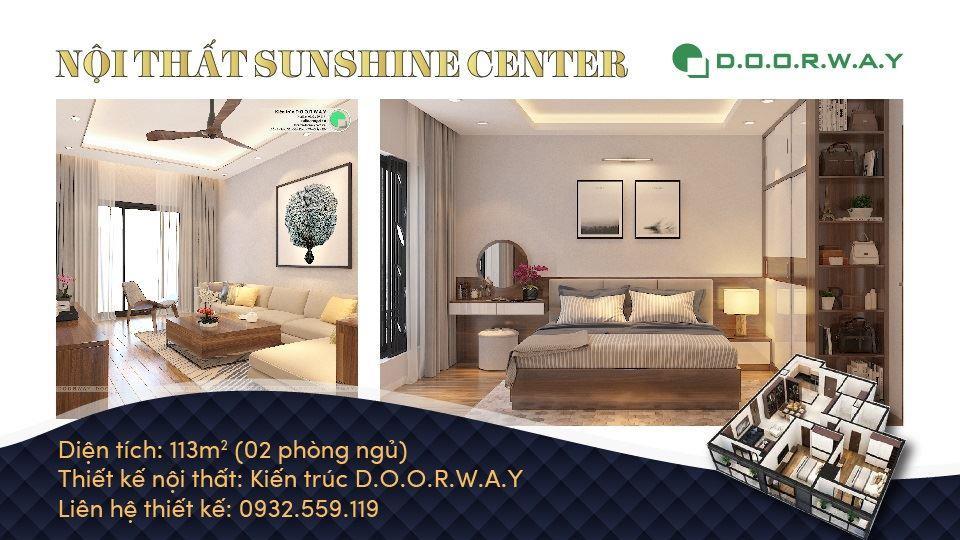 Ảnh tiêu biểu- Mách bạn cách chọn nội thất căn 113m2 Sunshine Center đẹp
