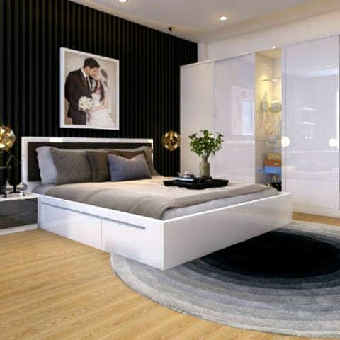 Ảnh tiêu biểu- 3 Tiêu chuẩn thiết kế nội thất phòng ngủ cho người mệnh kim