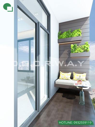 Logia- Mách bạn cách chọn nội thất căn 113m2 Sunshine Center đẹp