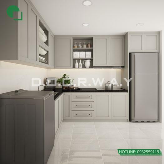 PB1- Mẫu căn hộ phong cách Scandinavian tại chung cư Times city - chị Phương