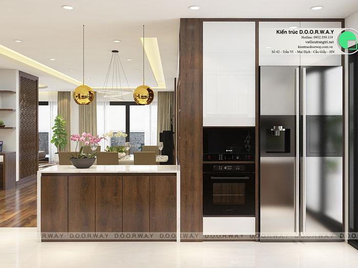 PB(1)- Mẫu thiết kế nội thất căn hộ 70m2 Roman Plaza - 2019