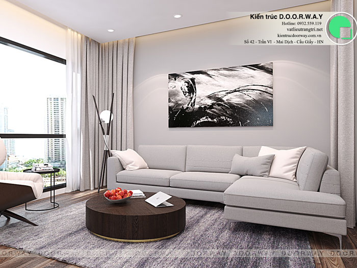 PK1- Gợi ý mẫu nội thất căn 3 phòng ngủ Sunshine Center