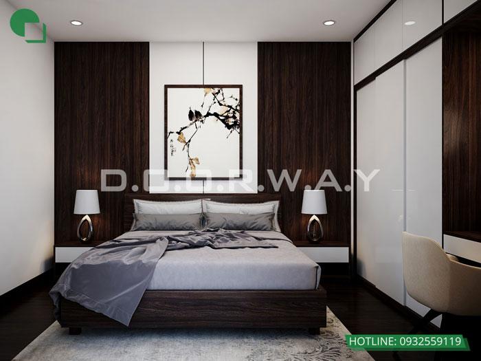 PN3(2)- [2019] thiết kế nội thất nhà 60m2 4 tầng vừa ở vừa cho thuê - bác Sĩ