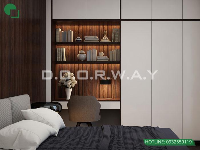 PN1(1)- [2019] thiết kế nội thất nhà 60m2 4 tầng vừa ở vừa cho thuê - bác Sĩ