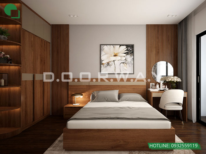 PN1(2)- Gợi ý mẫu nội thất căn 3 phòng ngủ Sunshine Center