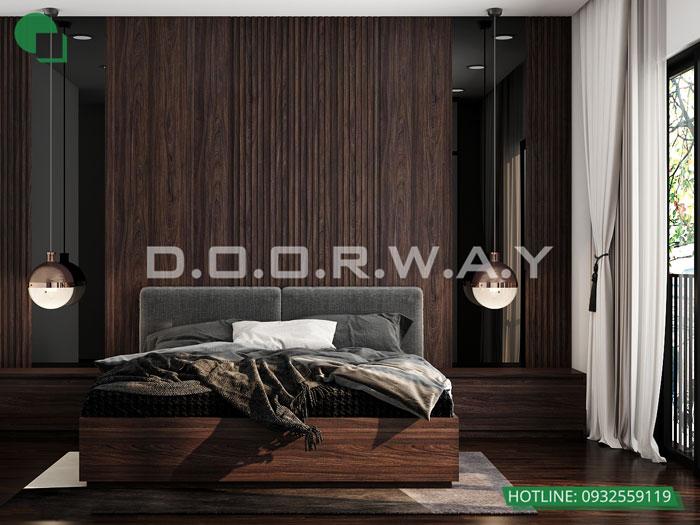 PN2(2)- [2019] thiết kế nội thất nhà 60m2 4 tầng vừa ở vừa cho thuê - bác Sĩ