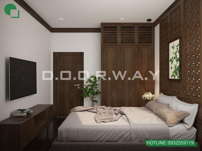 PN3- Mẫu thiết kế nội thất chung cư Roman Plaza với nhiều sự chọn lựa