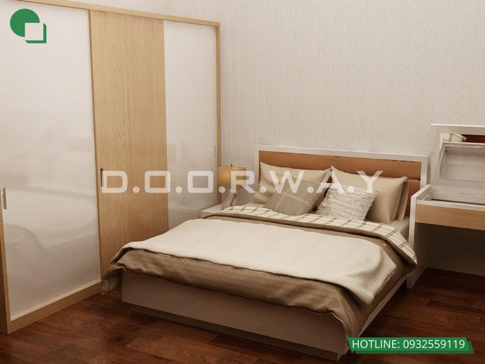 PN3(1)- Gợi ý mẫu nội thất căn 3 phòng ngủ Sunshine Center