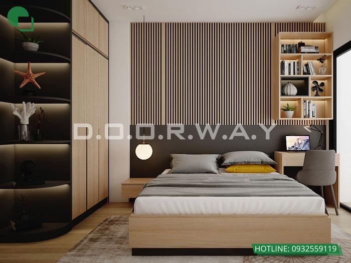 PN3(2)- Gợi ý mẫu nội thất căn 3 phòng ngủ Sunshine Center