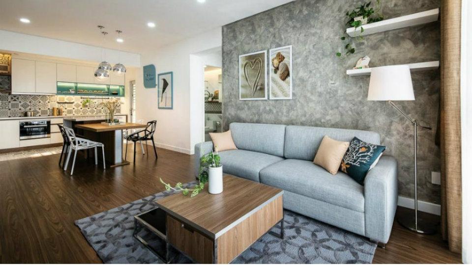 Ảnh tiêu biểu- Nắm bắt 5 xu hướng nội thất chung cư 2019