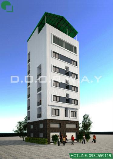 1- 5 mẫu thiết kế căn hộ cho thuê tạo ấn tượng đẹp với khách hàng