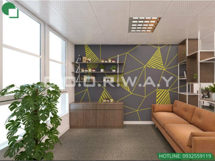 11- Top 4 mẫu thiết kế văn phòng đẹp khơi nguồn sáng tạo