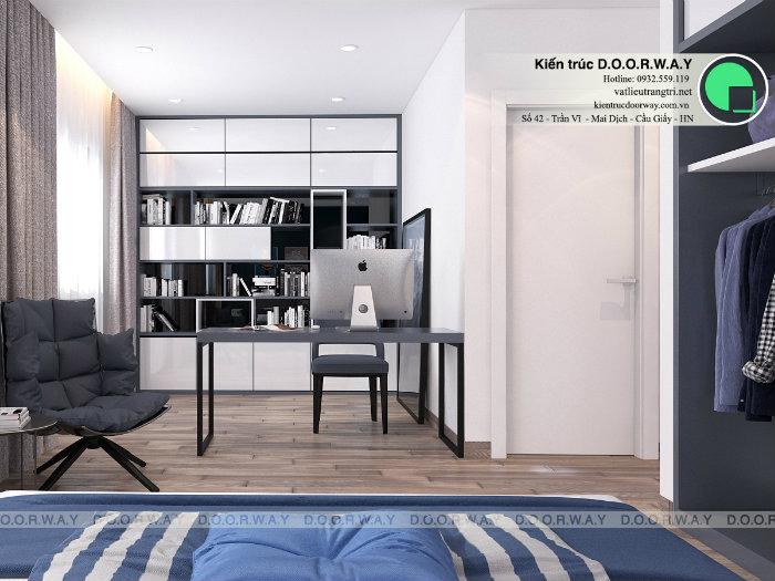 11- Chiêm ngưỡng mẫu nội thất biệt thự đẹp hiện đại tại Ecopark
