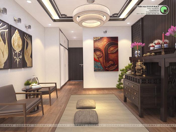11-nội thất căn hộ 140m2 hà nội paragon
