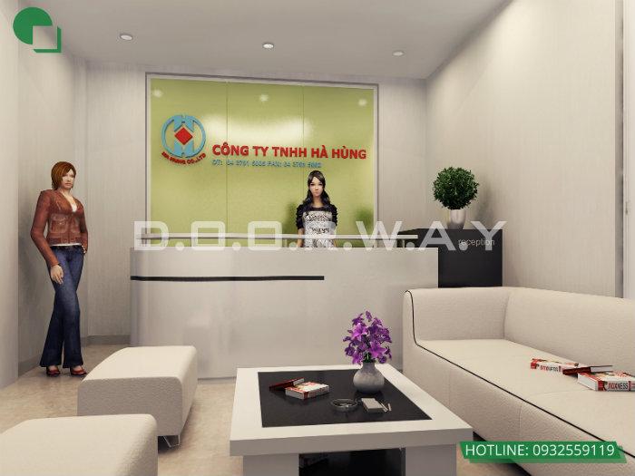 4- Top 4 mẫu thiết kế văn phòng đẹp khơi nguồn sáng tạo