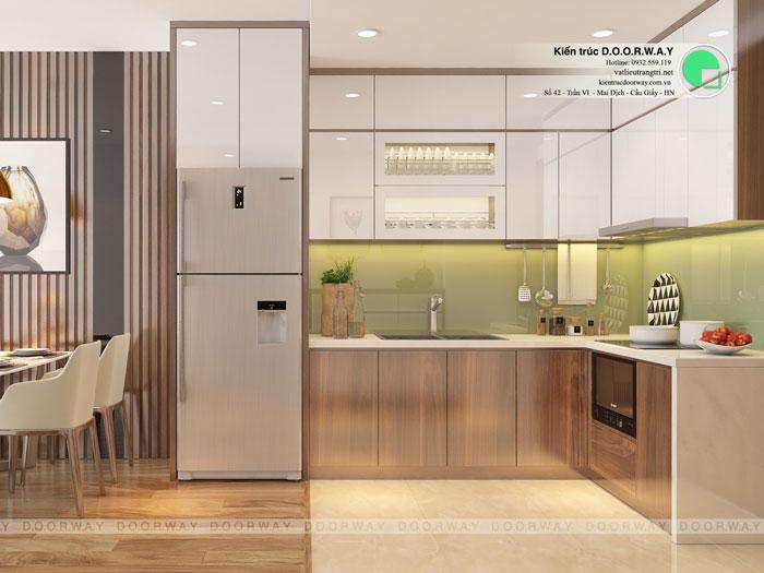 4-nội thất căn hộ 140m2 hà nội paragon