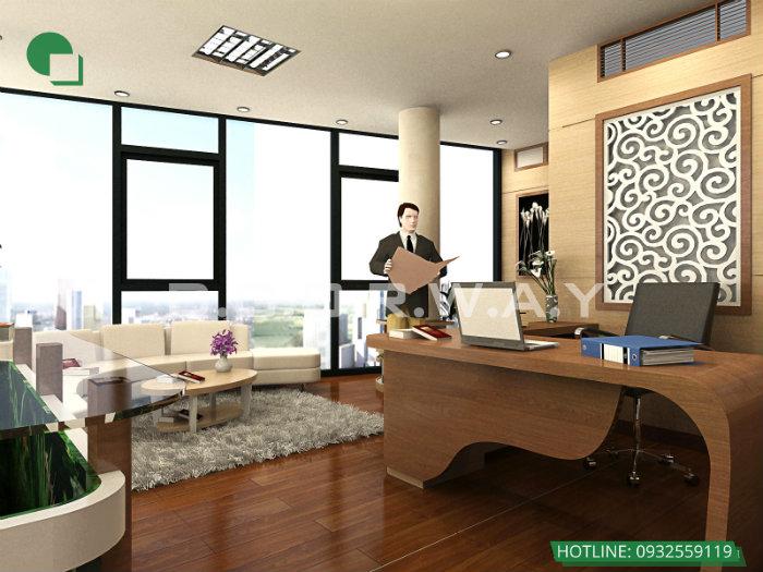 5- Top 4 mẫu thiết kế văn phòng đẹp khơi nguồn sáng tạo