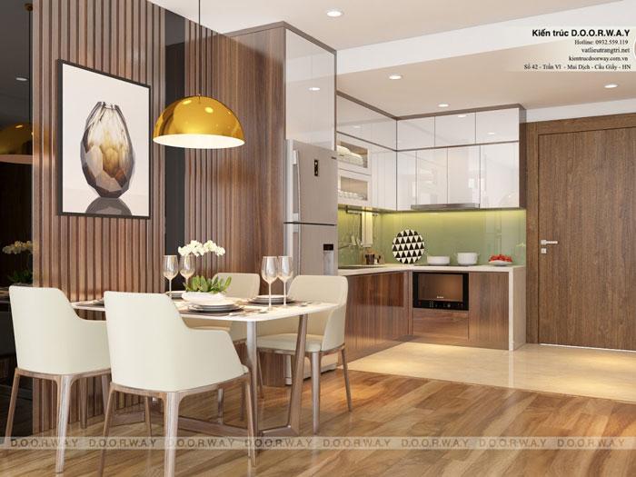 5-nội thất căn hộ 140m2 hà nội paragon