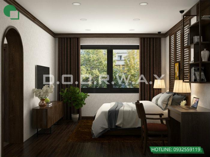 5- Thiết kế nội thất nhà đẹp diện tích nhỏ cho ngôi nhà 29m2