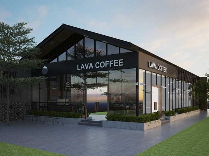 """5- Những lý do nên thiết kế quán cafe thép tiền chế """"sang chảnh"""""""