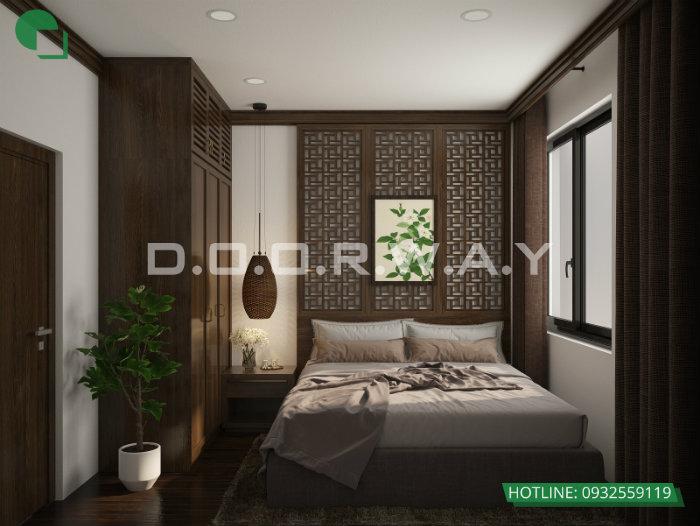 6- Thiết kế nội thất nhà đẹp diện tích nhỏ cho ngôi nhà 29m2