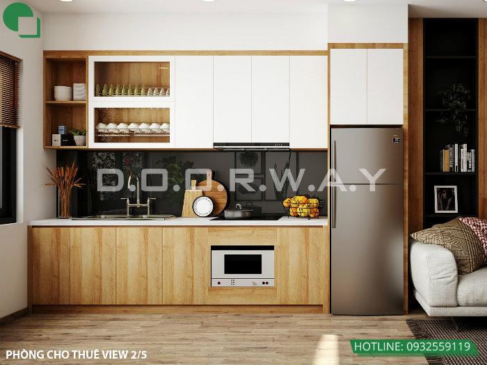 7- 5 mẫu thiết kế căn hộ cho thuê tạo ấn tượng đẹp với khách hàng