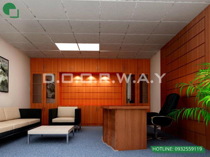 7- Top 4 mẫu thiết kế văn phòng đẹp khơi nguồn sáng tạo