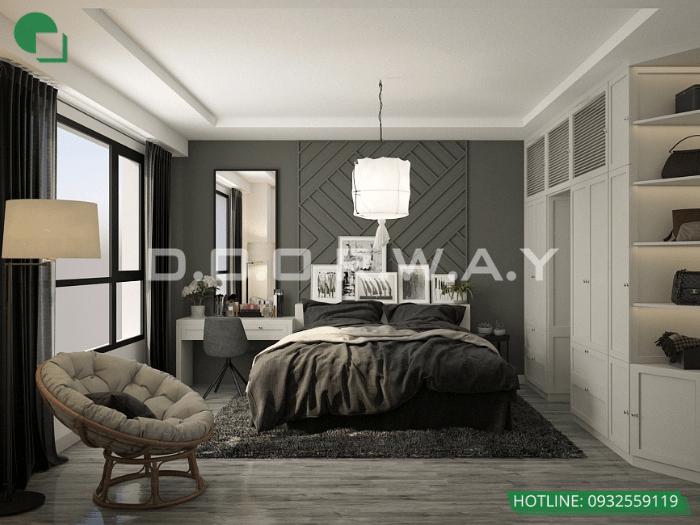 8- Mẫu thiết kế nhà 6mx12m 2 tầng full nội thất tại Hà Nội
