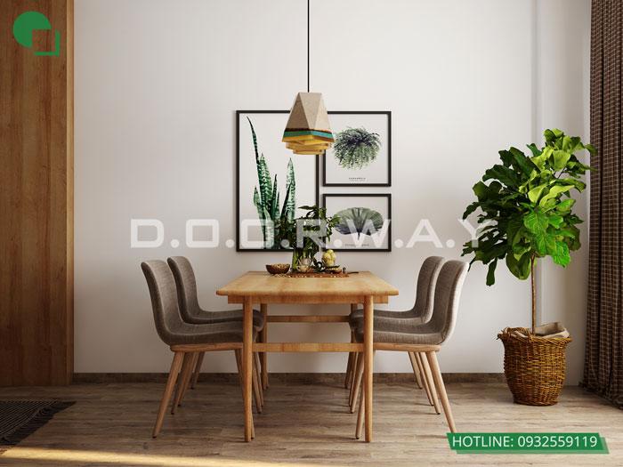PBA(2)- Xem ngay mẫu nội thất căn hộ 107m2 Hà Nội Paragon - 3PN đẹp