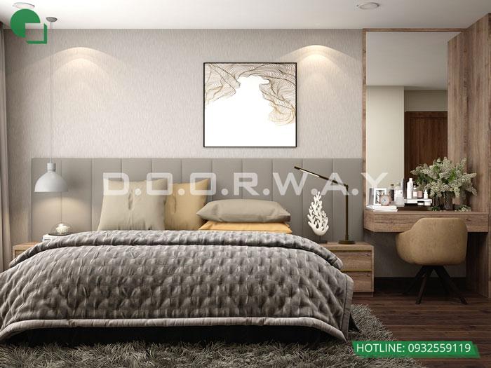 PN1(1)- Khám phá mẫu nội thất căn hộ 102m2 Hà Nội Paragon