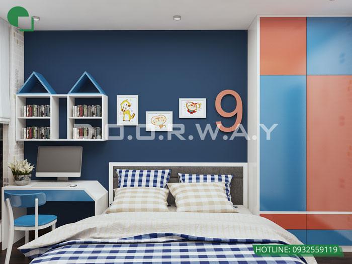 PN2(2) - Chọn đồ nội thất căn 3 phòng ngủ Hà Nội Paragon