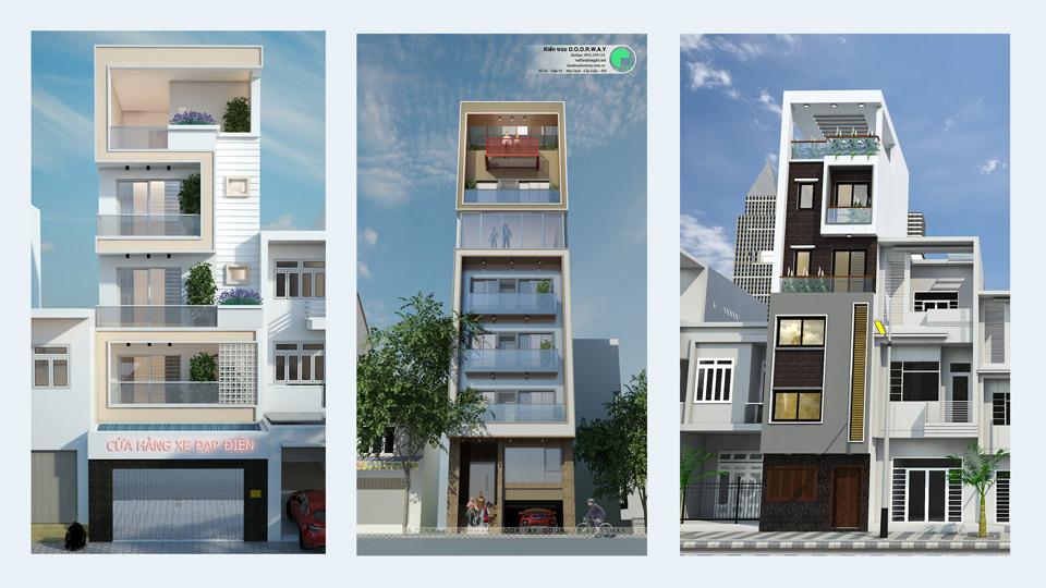 ảnh tiêu biểu - thiết kế nhà phố 30m2