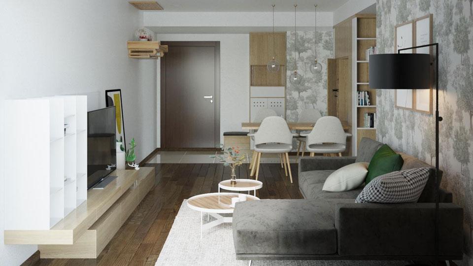 5 lưu ý khi thiết kế nội thất chung cư gia chủ cần nắm rõ