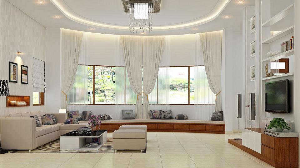 Ảnh tiêu biểu- Thiết kế phòng khách nhà ống 5m hiện đại như thế nào đúng chuẩn?