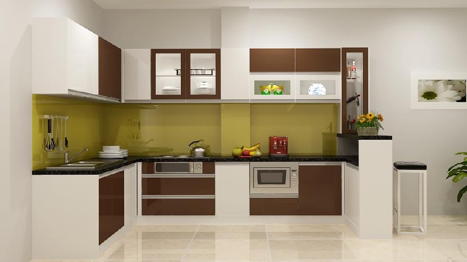 Ảnh tiêu biểu- Thiết kế phòng bếp 16m2: lưu giữ hương vị, gắn kết tình thân