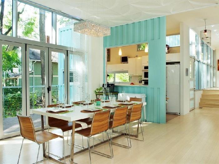 11- Khám phá 4 thiết kế nội thất nhà container nổi tiếng thế giới