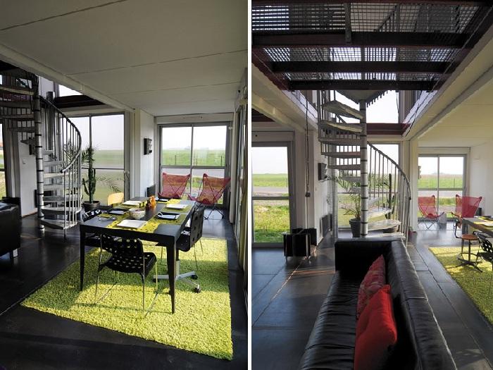 14- Khám phá 4 thiết kế nội thất nhà container nổi tiếng thế giới