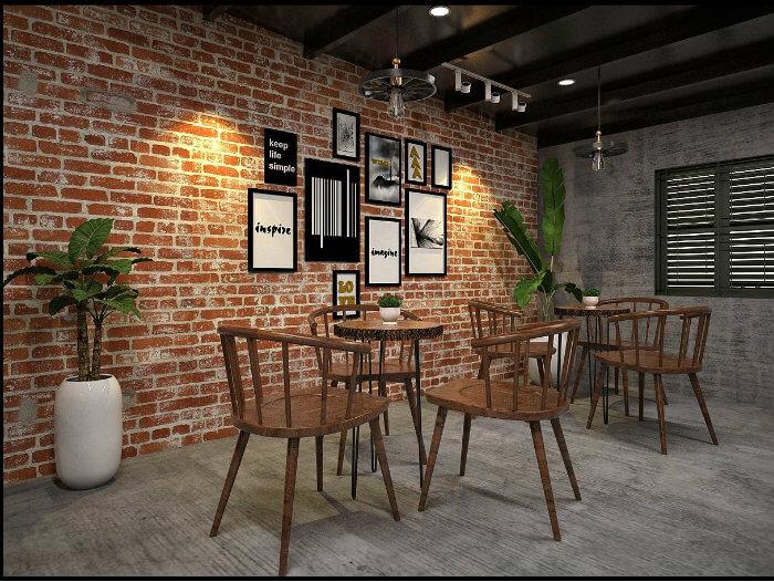 2- Mẹo thiết kế quán cafe phong cách Vintage làm say đắm khách hàng
