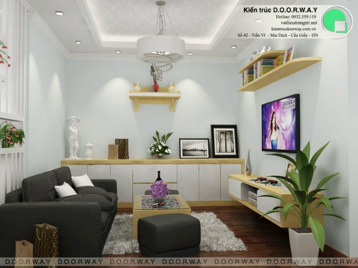 3- Mẫu nội thất phòng khách đẹp nhất 2019 cho mọi ngôi nhà Việt