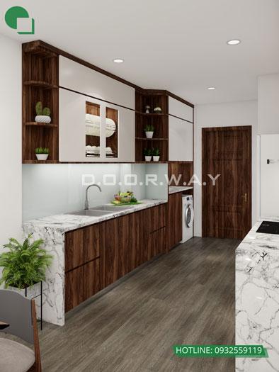 3-nội thất phòng bếp nhà ống