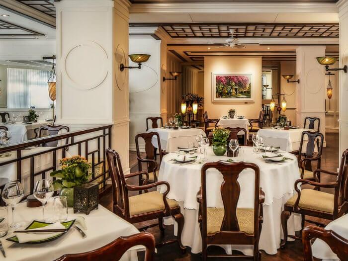 3- Mách bạn thiết kế nhà hàng phong cách châu Âu hiện đại sang chảnh