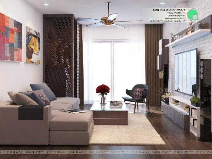 4- Mẫu nội thất phòng khách đẹp nhất 2019 cho mọi ngôi nhà Việt